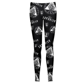 Hose Damen (Leggings) Behemoth - The Satanist - PLASTIC HEAD - PHLEG020