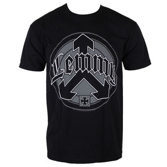 Herren T-Shirt Motörhead - Lemmy Arrow Logo - ROCK OFF, ROCK OFF, Motörhead