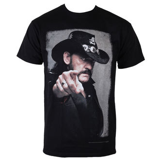 Herren T-Shirt Motörhead - Lemmy Zeigen Photo - ROCK OFF, ROCK OFF, Motörhead