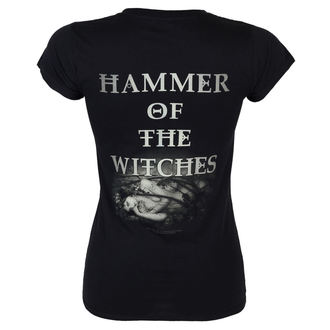 Damen T-Shirt Cradle of Filth - Hammer Of The Witches - RAZAMATAZ - GS443