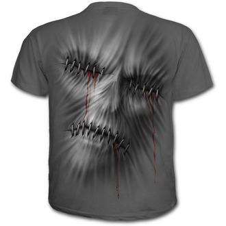 Herren T-Shirt SPIRAL - Stitched Up