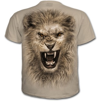Herren T-Shirt SPIRAL - Tribal Lion - E020M124