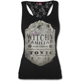 Damen T-Shirt SPIRAL - witchy vertraut - D065G051