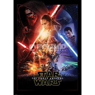 Poster Star Wars - Episode VII - One Sheet - PYRAMID POSTERS - GPP51069