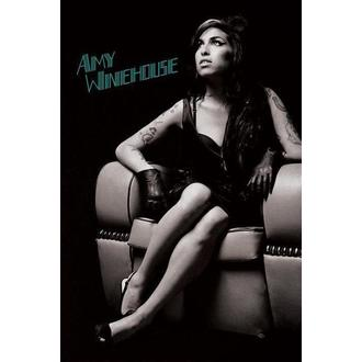 Poster Amy Winehouse - Chair - PYRAMID POSTERS - PP33687
