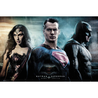 Poster Batman Vs Superman - City - GB posters, GB posters