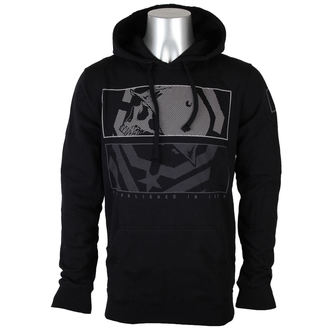 SWEATSHIRT METAL MULISHA THORN PULLOVER BLK-