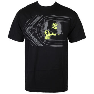 T-SHIRT METAL MULISHA VAPER BLK-S
