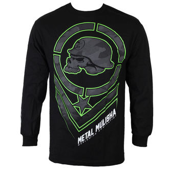 T-Shirt Männer  METAL MULISHA - MISSION - BLK_SP6519000.01