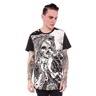 T-Shirt Männer  IRON FIST - Wild For The Night - Black - IFM003986