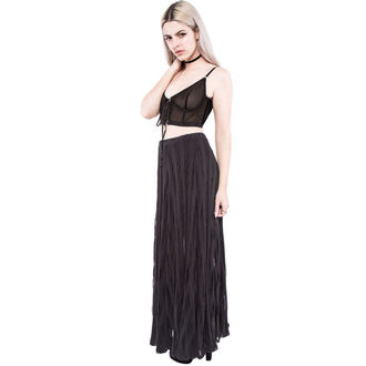 Damen Rock IRON FIST - Lydia Maxi - Black - LIC004041