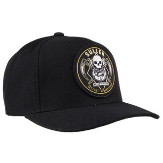 Cap SULLEN - Never Defeated - Blk - SUL021