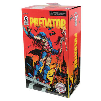 Figur Predator - 25th Anniversary Dark Horse Comic Book, NECA