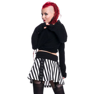 Damen Rock POIZEN INDUSTRIES - Nation - Black/White - POI022