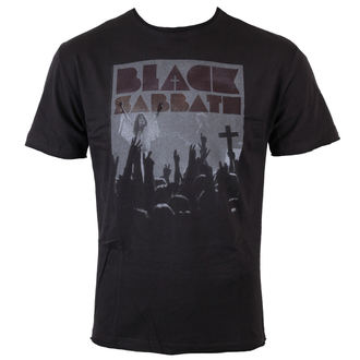 T-Shirt Männer  Black Sabbath - AMPLIFIED - AV210BSV
