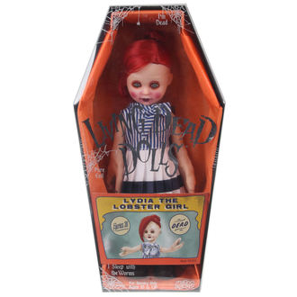 Puppe LIVING DEAD DOLLS - Lydia The Hummer girl