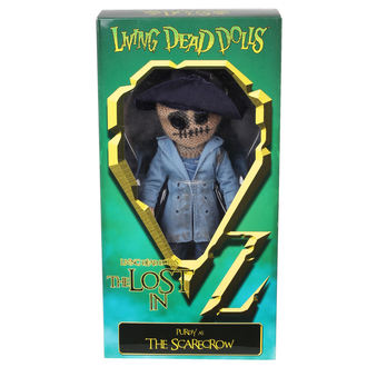 Puppe LIVING DEAD DOLLS - Purdy as The Scarecrow - MEZ94510-3