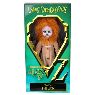 Puppe LIVING DEAD DOLLS - Teddy as The Lion - MEZ94510-4