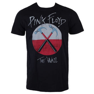 T-Shirt Männer  Pink Floyd - The Wall Logo - Black - LIVE NATION - PE13442TSBP
