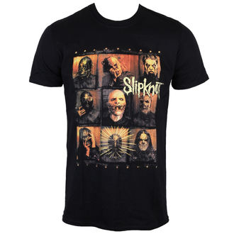 T-Shirt Männer  Slipknot - Zweifler - ROCK OFF - SKTS17MB