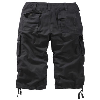 Männer 3/4 Shorts SURPLUS - TROOPER LEGEND - BLACK GEWAS, SURPLUS