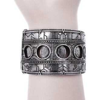 Armband RESTYLE - Hollow Moon Silver - RES006