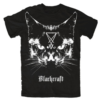 Herren T-Shirt BLACK CRAFT - Lucifer The Cat - MT019LT