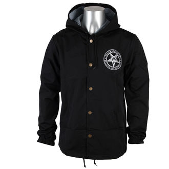 Männer Jacke Frühling/Herbst BLACK CRAFT - Create Your Own Future Windbreaker - WB001CR
