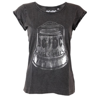 Damen T-Shirt AC/DC - Hells - ROCK OFF - ACDCTS26LAW