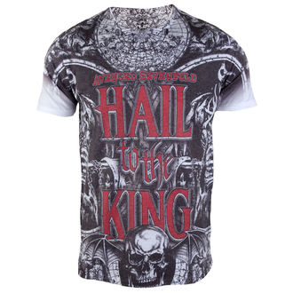 Herren T-Shirt  Avenged Sevenfold - Chalice All Over - ROCK OFF - ASTS35MW