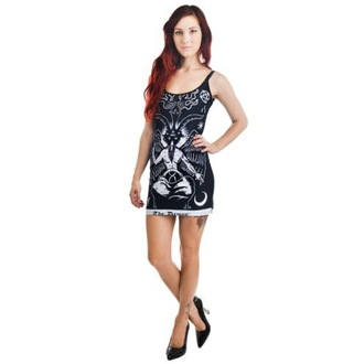 Kleid Ladies TOO FAST - THE DEMON - WDTR-RS-DÄMON
