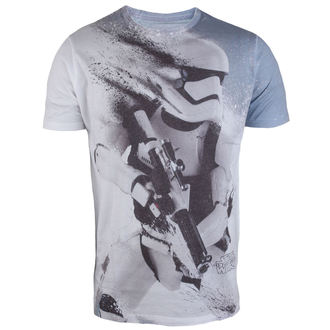 Herren T-Shirt  Star Wars - Stormtrooper All Over Sub - ROCK OFF - STWAEP7TS23MW