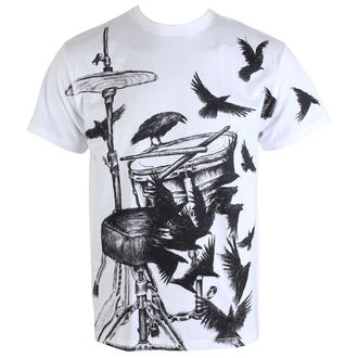 Herren T-Shirt  ALISTAR - Drums & Crows - ALI308