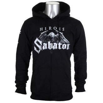 Sweatshirt Men Sabaton - Heroes Czech republik - CARTON, CARTON, Sabaton