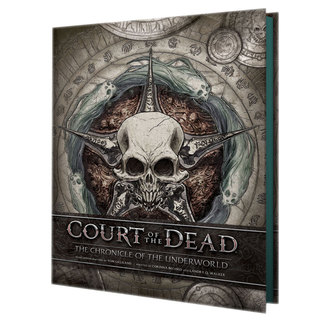 Buch Court of the Dead Book The Chronik of the Underworld