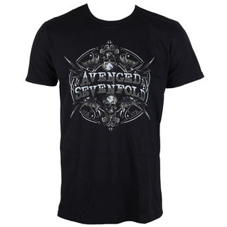 Herren T-Shirt  Avenged Sevenfold - Reflections - ROCK OFF - ASTS28MB