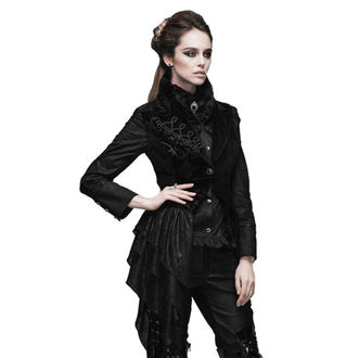 Damen Gothik Weste DEVIL FASHION - Gothic Rowena, DEVIL FASHION
