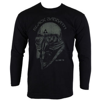 Herren Longsleeve Black Sabbath - US Tour 78 Avengers - ROCK OFF