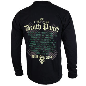Herren Longsleeve Five Finger Death Punch - Warhead - ROCK OFF