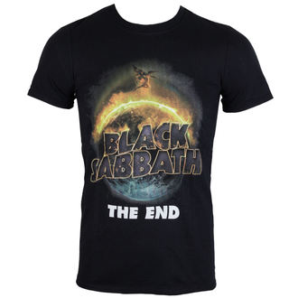 Herren T-Shirt  Black Sabbath - The End - ROCK OFF - BSTS20MB