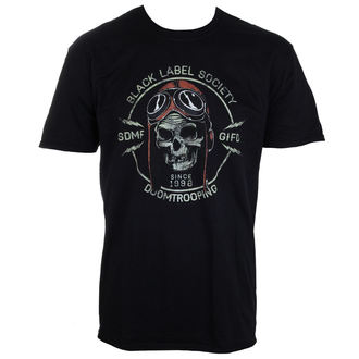 Herren T-Shirt  Black Label Society - PLASTIC HEAD - PH9847