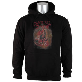 Sweatshirt Men Cannibal Corpse  - Chainsaw - PLASTIC HEAD, PLASTIC HEAD, Cannibal Corpse
