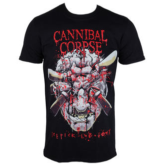 Herren T-Shirt  Cannibal Corpse  - Ice Pick Lobotomy - PLASTIC HEAD, PLASTIC HEAD, Cannibal Corpse