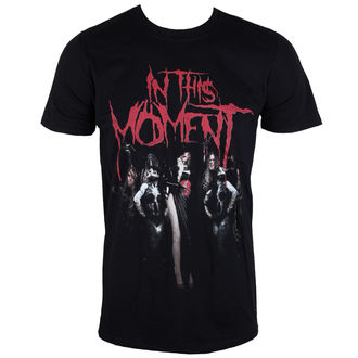 Herren T-Shirt  In This Moment - Group - PLASTIC HEAD, PLASTIC HEAD, In This Moment