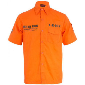 Hemd Men VOODOO VIXEN - Orange - DSH-DEO