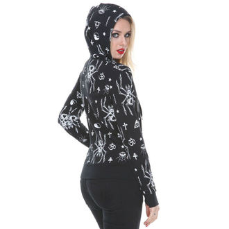 Sweatshirt Ladies VOODOO VIXEN - Blk - HLA4062