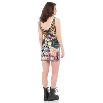 Kleid Ladies JAWBREAKER - Multi Skull, JAWBREAKER