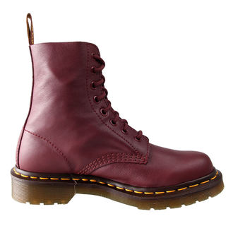 Stiefel Boots Dr. Martens - 8 Loch - Pascal Cherry Red Virginia - DR004