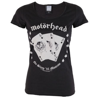 Damen T-Shirt Mötorhead - Ace - Amplified, AMPLIFIED, Motörhead