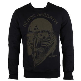 Herren Sweatshirt Black Sabbat - US Tour 78 - ROCK OFF, ROCK OFF, Black Sabbath